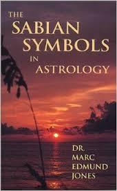 The Sabian Symbols in Astrology by Marc Edmund Jones - $28.95