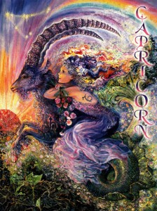 Capricorn by Josephine Wall