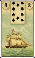 Mon Oct 1, 2012 - INTRODUCTION TO LENORMAND CARTOMANCY with Joy Vernon