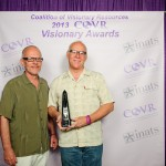 Saturday, June 22, 2013 - Shining Lotus named COVR Visionary Retailer of the Year