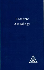 Esoteric Astrology by Alice A. Bailey $30.00