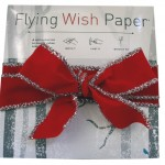 FLYING WISH PAPER - ADD A BOW, YOU'RE GOOD TO GO
