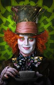 Welcome to Mad Hatter Month! Sit down. Have a Cup of Tea!