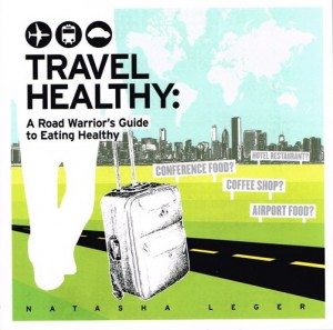 Travel Healthy by Natasha Leger $18.00