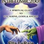 Sat Apr 19, 2014 - AUTHOR VISIT & BOOK SIGNING with Ella LeBain, author of Who's Who In The Cosmic Zoo?