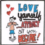 Tue Sep 22, 2015 - LOVE YOURSELF - JUST AS YOU ARE with Mario C. Veo
