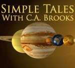 Sun Mar 1, 2015 - SIMPLETALES: THE MONTH AHEAD with C. A. Brooks