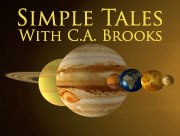 Sun Feb 1, 2015 - SIMPLETALES: THE MONTH AHEAD with C. A. Brooks