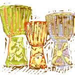 Thu Feb 1, 2018 - FULL MOON DRUM CIRCLE with Melissa Force