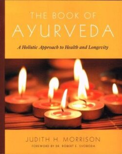 A photo of The Book of Ayurveda