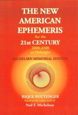 The New American Ephemeris for the 21st Century, 2000-2100 at Midnight