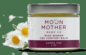 Moon Mother Hemp Wise Woman Balm